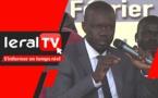 Pétrole et Gaz: Sonko déchire les accords de Macky Sall et menace...