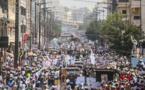 Macky Sall dans les rues de Dakar… Tout ce que vous n'avez pas vu en images