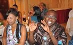 [ PHOTO ] Abdou Guité et sa belle copine