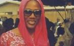 Nadi Bamba, la seconde épouse de Gbagbo, enceinte
