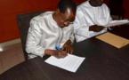 Photos : Madické Niang a signé la déclaration commune des candidats de l'opposition
