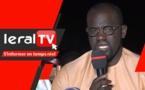 """VIDEO - Moustapha Sow, Yes Kaolack : """"Je ne vais jamais revendiquer la victoire du PR Macky Sall..."""""""