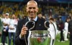 Coup de tonnerre au Real : Zinédine Zidane revient  pour remplacer Santiago Solari