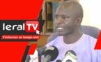 """VIDEO - Babacar Diop: """"Nous allons installer un gouvernement parallèle parce que..."""""""
