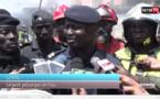 VIDEO - Incendie à Petersen : Le Colonel Ange Diatta annonce l'ouverture d'une enquête