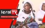 Obsèques de Dogo: Kiné Lam très affectée et affaiblie