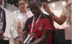 VIDEO : Mame Ndiagne Ndiaye, l'athlète sénégalais sourd entend pour la première fois...et pleure