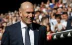 Mercato: Zidane prépare un gros coup