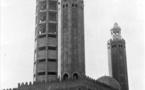 Carte postale - Aux origines de la Grande Mosquée de Touba