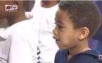 VIDEO - Nelson Mandela Ndour, le fils de Youssou Ndour sur le plateau de Yeewu Leen