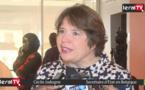 """VIDEO - Cécile Jodogne: """"Les échanges commerciaux entre le Sénégal et la Belgique ont beaucoup progressé"""""""