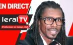 DIRECT - Conférence de presse de Aliou Cissé à Saly