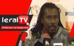"""VIDEO - Aliou Cissé:"""" Ma seule ambition pour cette équipe, c'est vraiment de..."""""""
