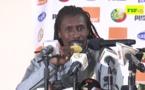 Victoire des Lions: Aliou Cissé satisfait et confiant
