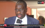 "VIDEO - S. E Amadou Diop : ""Sénégal, tay bounte leu si UE ak CEDEAO..."""