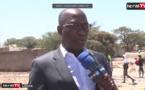 """VIDEO - Abdou Baal, DG SDE : """"En moins de 24h, nous avons réparé le tuyau de Ngaye Mékhé"""""""
