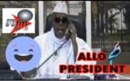 Allô Président : Doléances d'une citoyenne pas si ordinaire, Palais amna client dé !