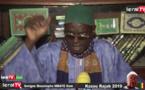 """VIDEO - Magal Kazu Rajab: les recommandations de S. Mbaye Sam: """"Jigueen gni nagnou bayi mèche ak khéssal..."""""""