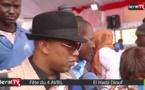 "VIDEO - El Hadji Diouf sur les menaces terroristes : ""Kouniou meuk yaye ganiou..."""