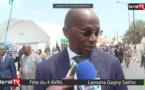 VIDEO - Menace terroriste : Lassana Gagny Sakho, DG ONAS rassuré après le défilé du 4 avril