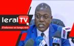"""VIDEO - Passation de service : Oumar Guèye en mode """"Fast Track"""" pour l'atteinte de l'émergence"""