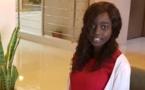 Ndèye Anta Diouck, lauréate d'un concours de la BM