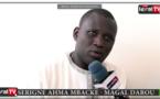 "VIDEO - Serigne Ahma Mbacké : ""Borom Darou Mouhty moy leep..."""