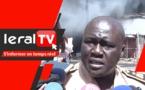 Incendie sur l'avenue Blaise Diagne : Le Préfet de Dakar fait le point et annonce une enquête