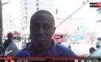 VIDEO - Incendie sur l'avenue Blaise Diagne : « il n'y avait pas de branchements irréguliers », selon un témoin