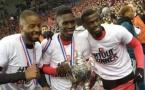 Photos : Mbaye Niang, Ismaïla Sarr et Abdoulaye Diallo, le Sénégal gagnent la Coupe de France