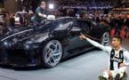 VIDEO - Une nouvelle folie à 11 millions d'euros de Cristiano Ronaldo? La voiture la plus chère de l'Histoire