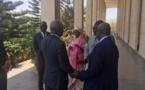 Visite de Me Malick Sall, Garde des Sceaux, ministre de la Justice à la Cour suprême