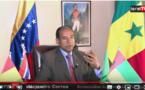 VIDEO - Son Excellence Alejandro Correa : « 17 millions de Vénézuéliens sont afro-descendants »