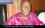 Sinthiou Maléme se rebelle contre son maire Mamadou Saliou Bâ