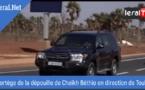 VIDEO - Cortège de la dépouille de Cheikh Béthio en direction de Touba