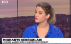 "VIDEO - REPLAY ""A LA CARTE"" FRANCE 24: Au Sénégal, « tous les jeunes veulent aller en Europe »"