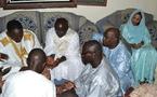(Photos- Vidéos) Magal de Darou Salam : Idrissa Seck et Lena Sène reçoivent des prières à Touba