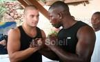 [ Video ] Kick Boxing Championnat Du Monde à Marius Ndiaye : Babacar Ndiaye Se Casse La Jambe En Plein Combat !