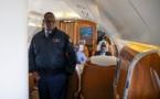 Macky SALL, La puissance  à bord de la Pointe Sarene