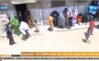 VIDEO - OUAKAM: Les images insoutenables de la dame retrouvée morte dans une cantine