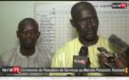 Marché aux poissons de Kaolack : Amadou Diallo passe le témoin à Cheikh Ndao