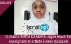 AUDIO - Il chante Bineta Camara
