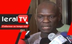 """VIDEO - Dr Souleymane Diop : """"135 000 tonnes d'arachide collectées dans la région de Kaolack"""""""