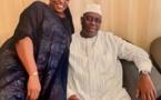 Le couple présidentiel en mode Ramadan