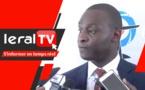 """VIDEO - Massaer Cissé, Dg Lekela :""""Avec ce parc éolien de Taïba Ndiaye, la Senelec va bénéficier de 50 MW de courant"""""""