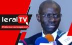 """VIDEO - Boubacar Camara: """" On ne peut pas développer un pays sans les ressources naturelles"""""""