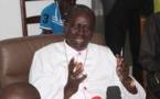 """Monseigneur Benjamin Ndiaye: """" Si la peine de mort pouvait ramener les morts..."""""""