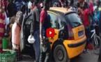 VIDEO - Urgent : Accident au marché central de Thiès