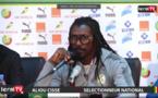 VIDEO - Can Egypte 2019 : Aliou Cissé dévoile la liste des 25 joueurs sélectionnés
