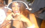 Photo : Viviane en mode chapeau